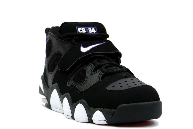 d219d6195a20 Nike Air CB34 Godzilla 2016 Retro Black Purple