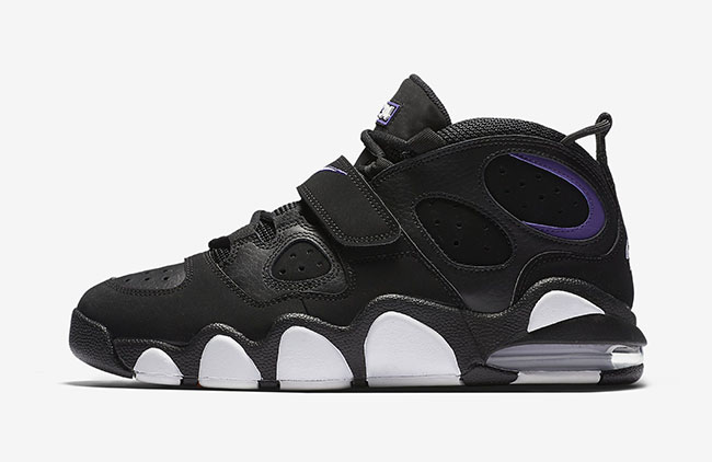 1c2110bbcfa9 Nike Air CB 34 OG Godzilla 2016 Black Purple