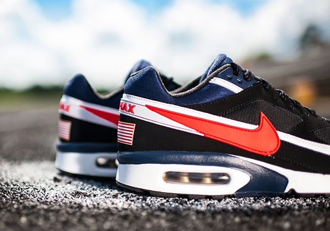 Nike Air Max BW Olympic 2016 | SneakerFiles