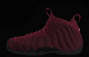 Nike Air Foamposite One Night Maroon