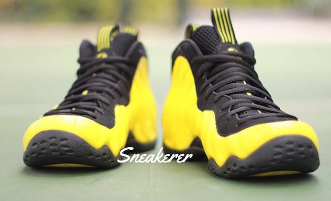 Nike Air Foamposite One Optic Yellow
