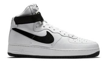 Nike Air Force 1 High Summit White Black