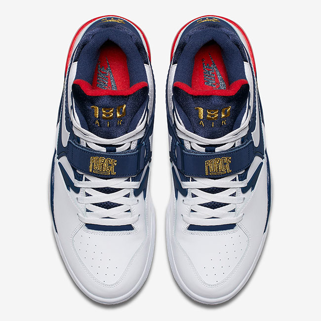 Nike Air Force 180 Barkley Olímpico ftWsQi1T4