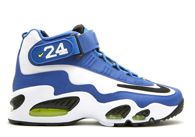 Nike Air Griffey Max 1 Varsity Royal Volt 2016
