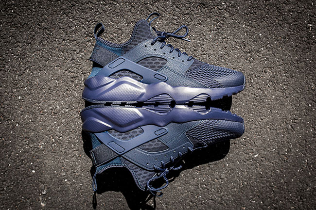 Nike Air Huarache Ultra BR Midnight Navy