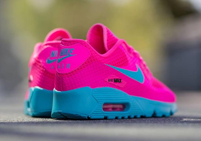 quality design 54b9f a4a67 Nike Air Max 90 Breeze Pink Blast