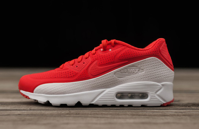 new style b0d47 0aa8d 70%OFF Nike Air Max 90 Ultra Moire Light Crimson