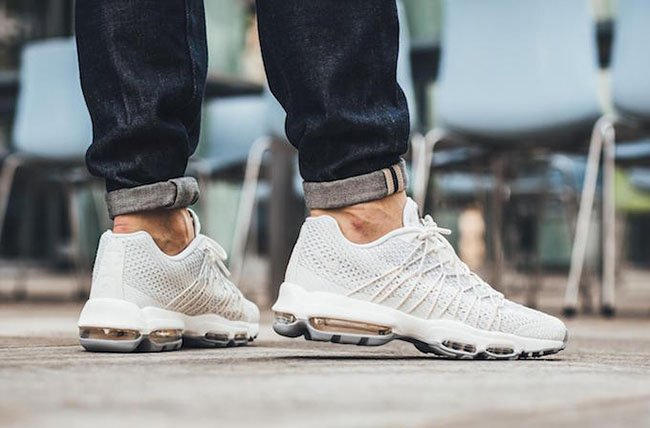 Nike Air Max 95 Ultra Jacquard Sail