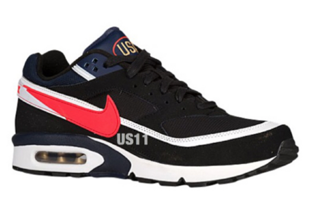 The Nike Air Max BW 'Olympic' Debuts This Week at More Retailers