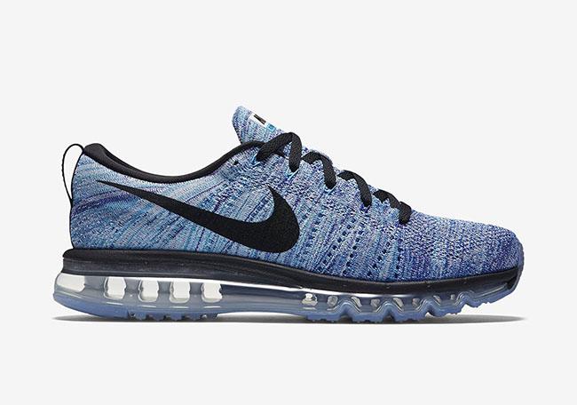 Nike Flyknit Air Max Chlorine Blue