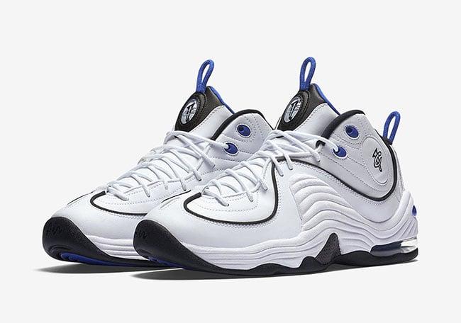 Nike Air Penny 2 OG Home White 2016