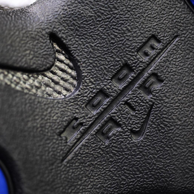 Nike Air Penny 2 White Blue 2016