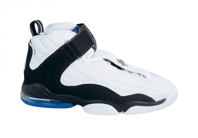 Nike Air Penny 4 Retro 2017