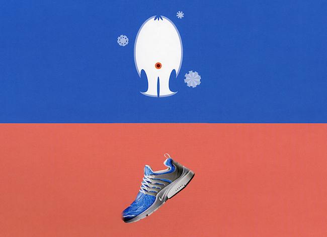 Nike Air Presto Abdominal Snowman Original