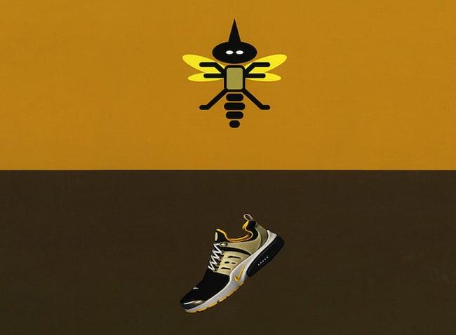 Nike Air Presto Brutal Honey Original