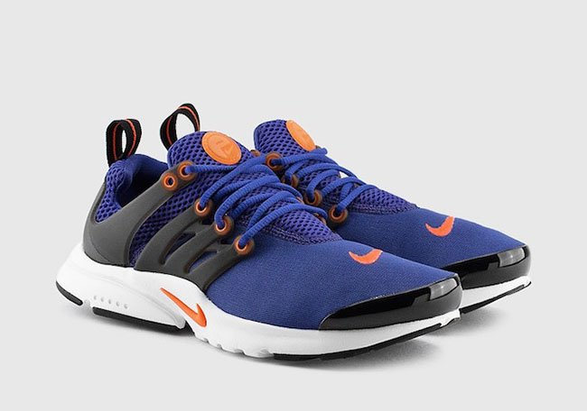 Nike Air Presto Dark Purple Dust White