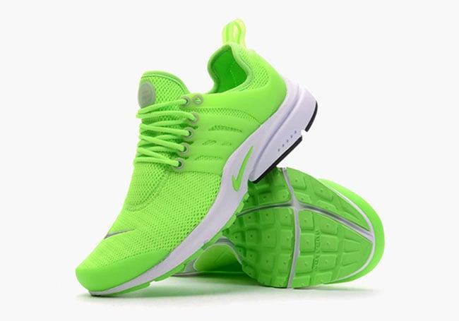 Nike Air Presto Electric Green