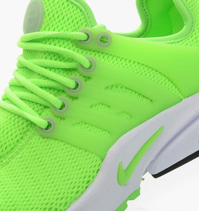 en soldes 68452 28a1b Nike Air Presto Electric Green | SneakerFiles