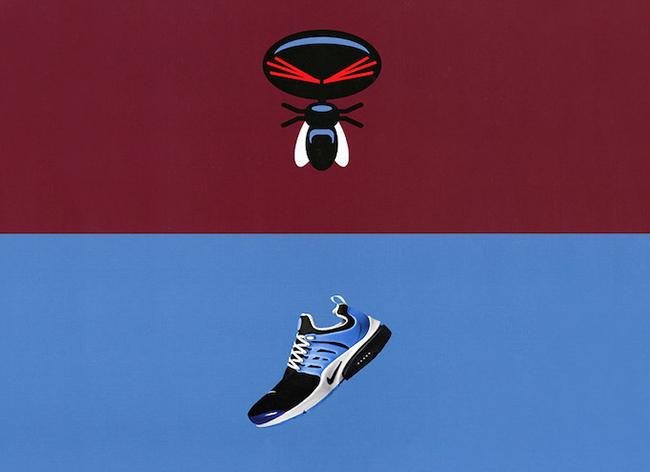 Nike Air Presto Migraine Fly Original