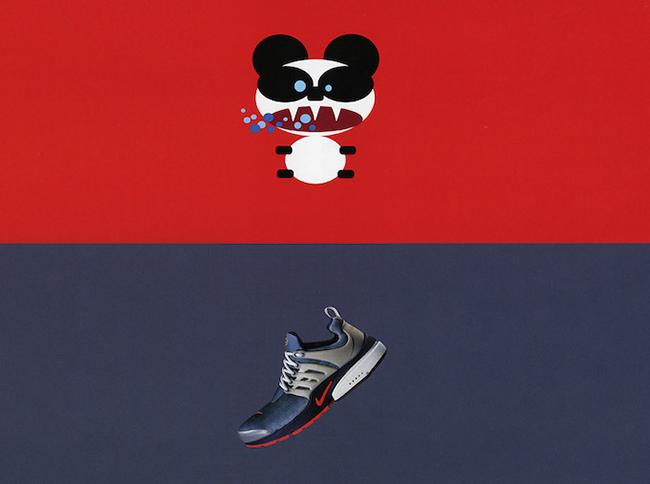 Nike Air Presto Rabid Panda Original