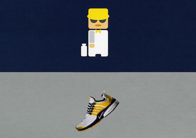 Nike Air Presto Shady Milkman Original