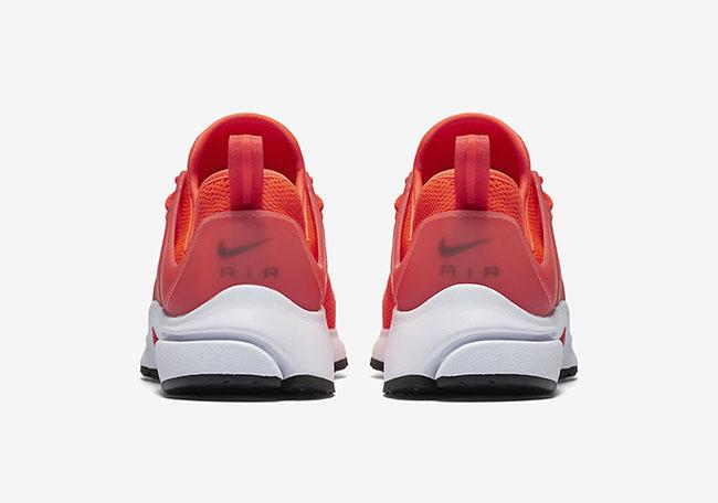 Nike Air Presto Total Crimson