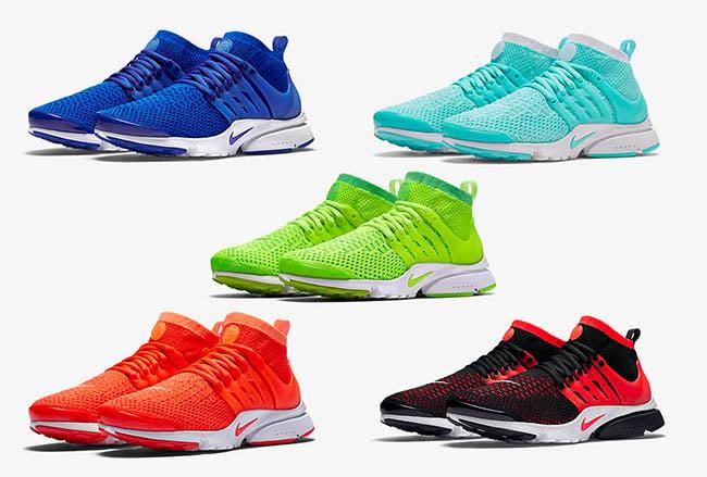 promo code 89609 da995 Nike Air Presto Ultra Flyknit Release Date cheap