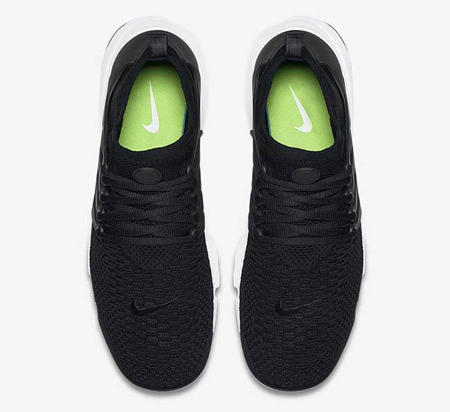 Nike Air Presto Ultra Flyknit Black