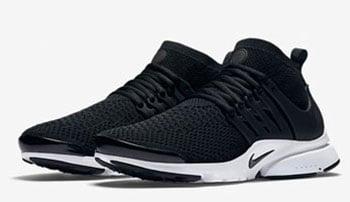 Nike Air Presto Ultra Flyknit Black Release Date