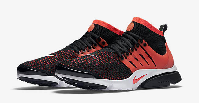 Nike Air Presto Ultra Flyknit Bright Crimson