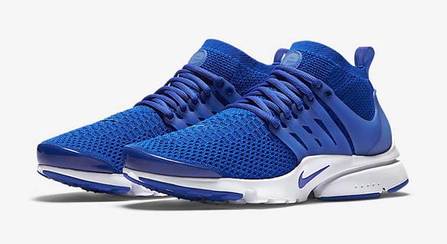 Nike Air Presto Ultra Flyknit Racer Blue