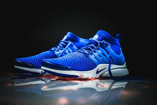 Nike Air Presto Ultra Flyknit Racer Blue