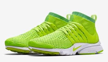 Nike Air Presto Ultra Flyknit Volt Release Date