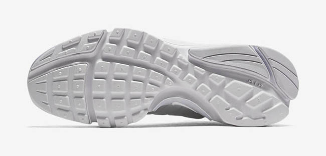 Nike Air Presto Ultra Flyknit White