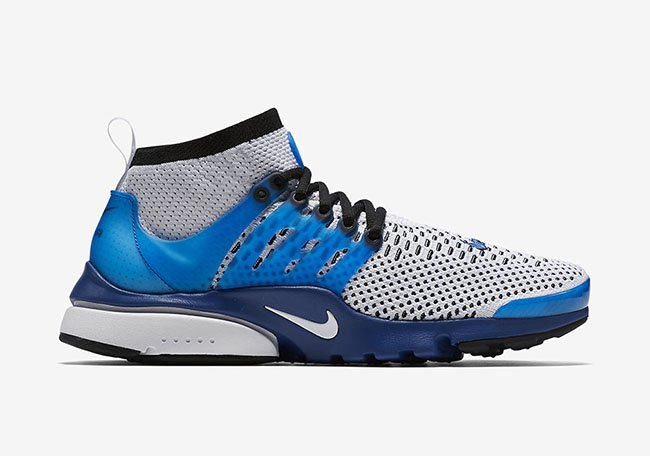 7e9c12102e3921 Nike Air Presto Ultra Flyknit White Blue best - cculb.coop