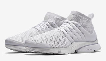 Nike Air Presto Ultra Flyknit White Release Date