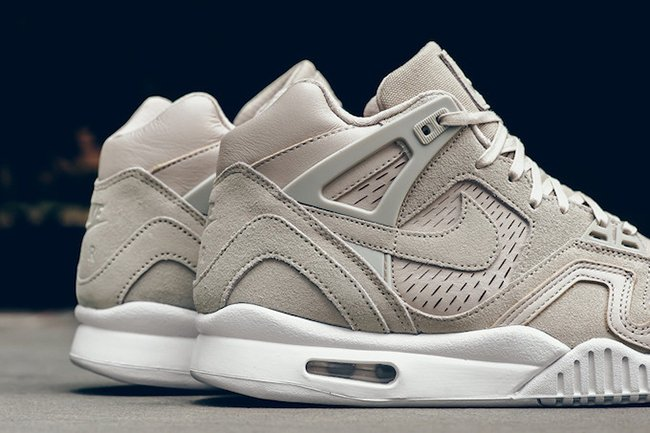 Nike Air Tech Challenge II Laser Birch White