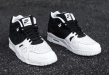 Nike Air Trainer 3 LE Black White