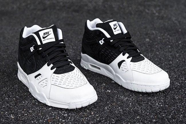 Nike Air Trainer 3 LE Black White