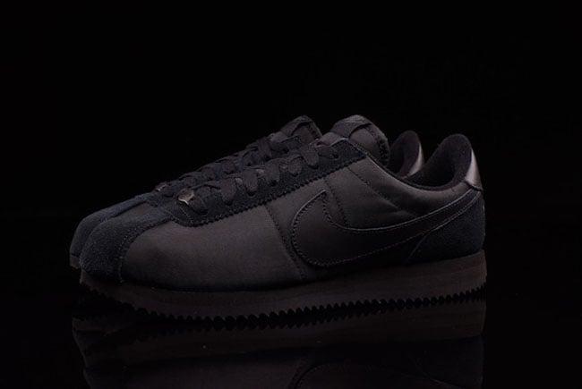 wholesale dealer 137db 6d414 Nike Cortez 1972 Black