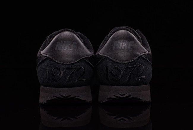 Nike Cortez 1972 Black