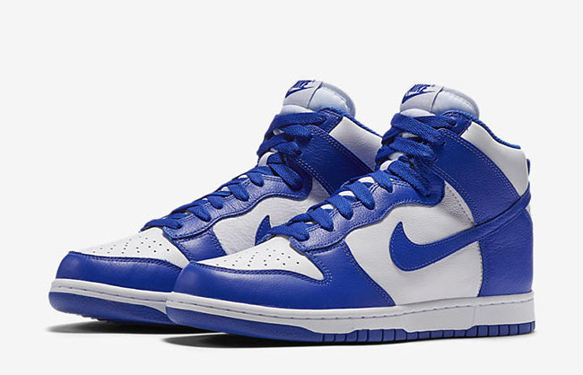 Nike Dunk College Color Blue