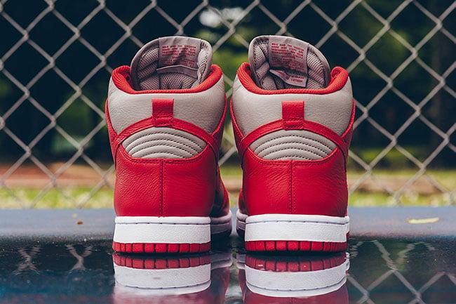 Nike Dunk High College Pack Michigan UNLV