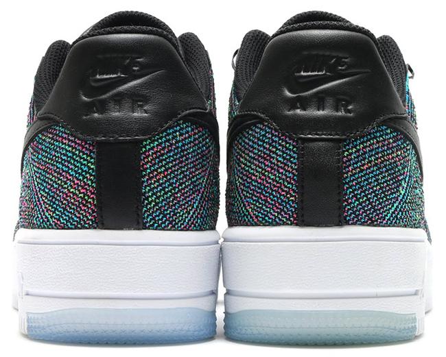Nike Air Force 1 Lagon Bleu Ultra Flyknit m4QWN7z