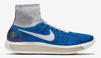Nike Flyknit LunarEpic Blue