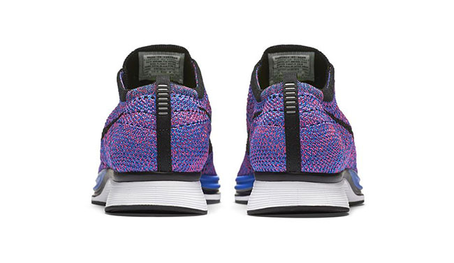 Nike Flyknit Racer Indigo
