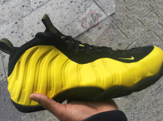 Nike Foamposite One Optic Yellow Release Date