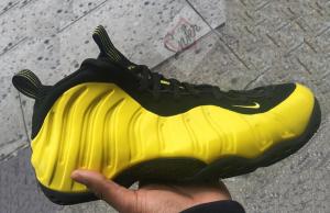 Nike Foamposite One Optic Yellow Release Date