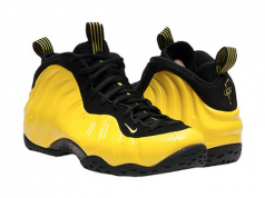 Nike Foamposite One Yellow