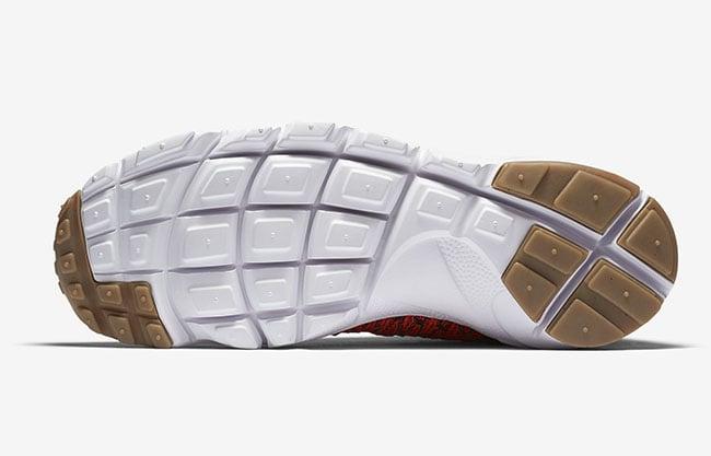 Nike Footscape Magista Flyknit Bright Crimson